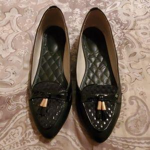 Stylish Loafers, Size 10M